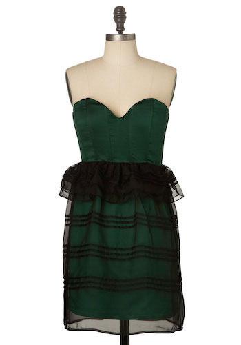 A Little Pepa Dress - Short