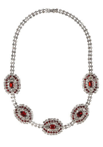 Ravishing Ruby Necklace