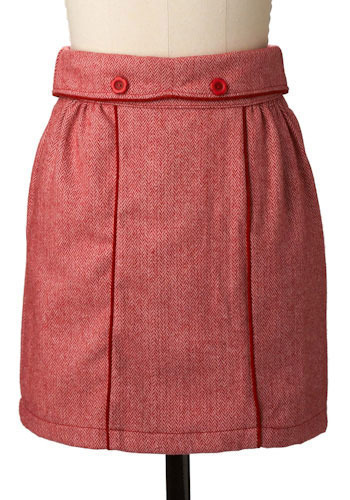 Radio Styler Skirt - Short