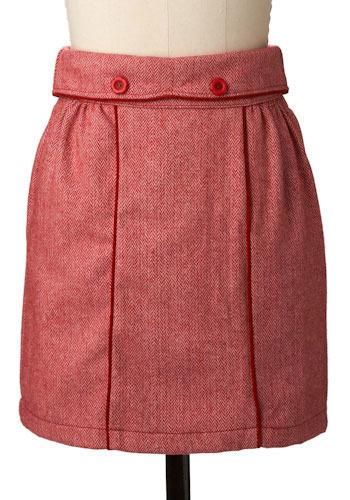 Radio Styler Skirt - Short