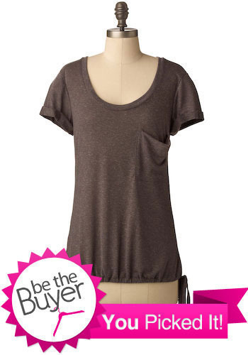 Grey it Forward Top - Long