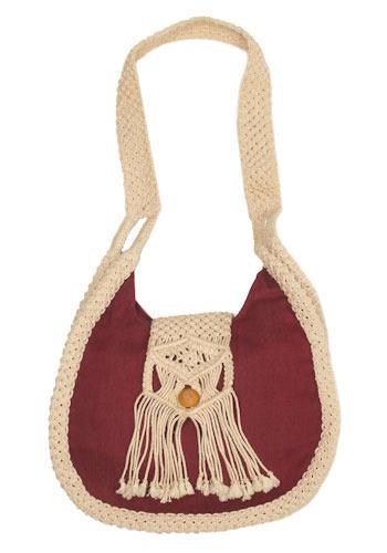 Vintage Macra-mod Bag