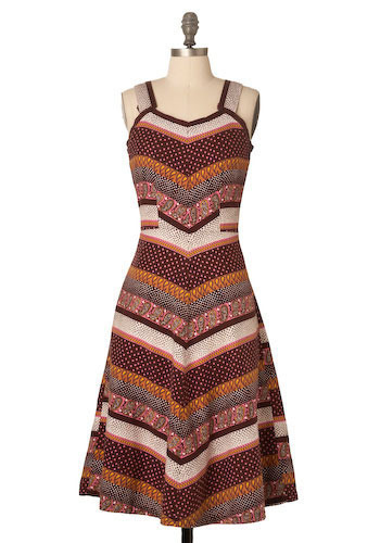 Vintage AM Dress