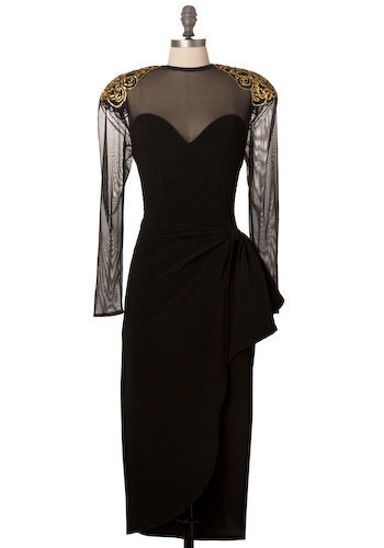 Vintage Fashionista Dress