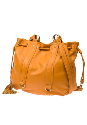 Perfectly Persimmon Bag
