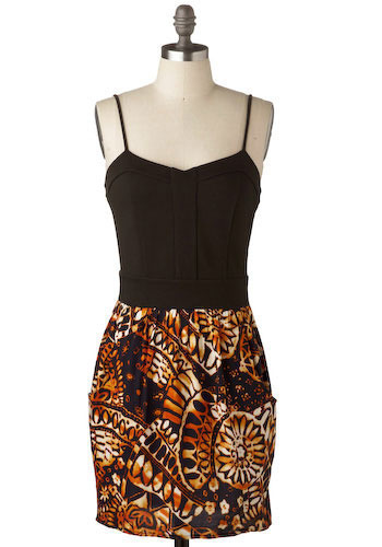 Surakarta Dress - Short