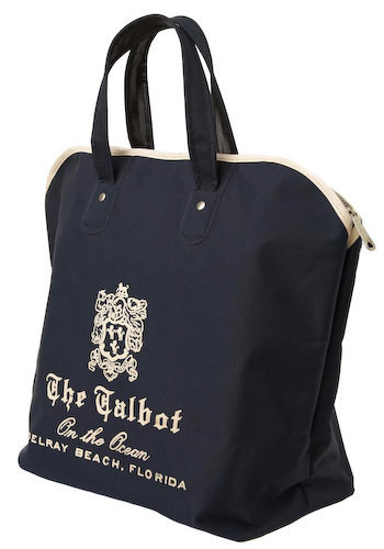 Vintage Talbot Tote Set