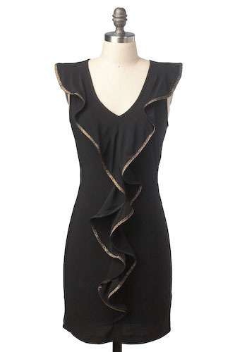 Jazz Hall Dress - Mid-length