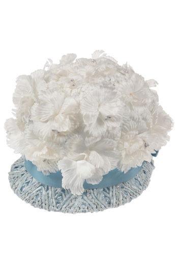 Vintage Florist Hat