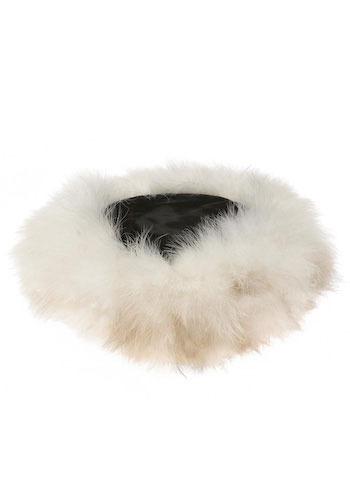 Vintage Snow Bunny Hat