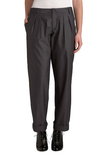 Mod in Manhattan Trousers by BB Dakota - Mid-length