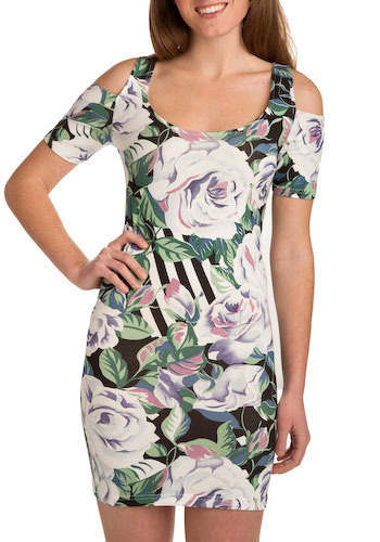 Tiffani Dress by Mink Pink - Short