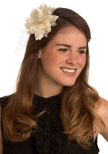 Elegance in Bloom Headband
