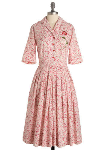 Vintage Always and Forever Dress