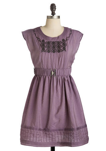 Currant Events Dress - Short