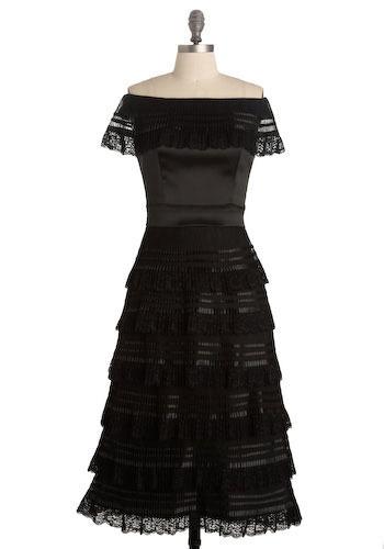 Paso Doble Dress - Long