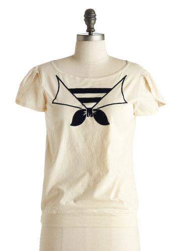 Sailorette Shirt - Mid-length