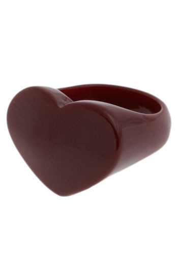From the Heart Ring - Red