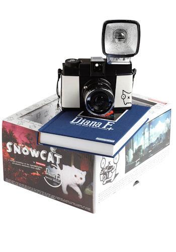 Diana F+ Snowcat Camera