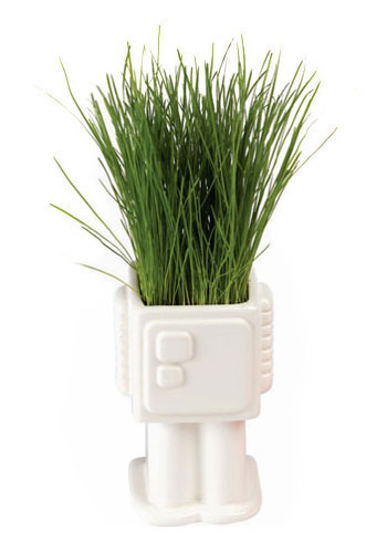 Grow-bot Planter