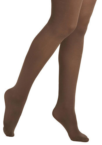 Italian Greyhound Tights - Brown, Solid, Formal, Casual
