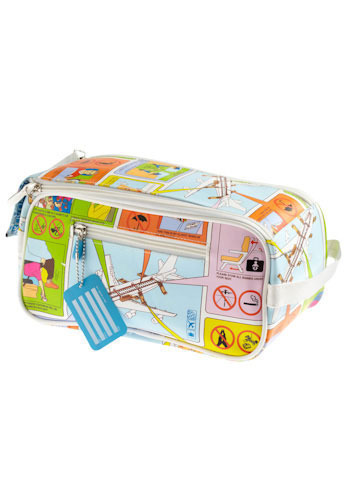 Safety Misinformation Toiletry Bag