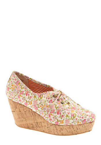 Cork and Mindy Wedge in Pam by 80%20 - Wedge