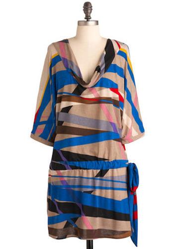 Seven-Ten Split Dress - Short
