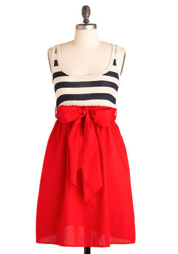 Fashion Democracy Dress - Mid-length