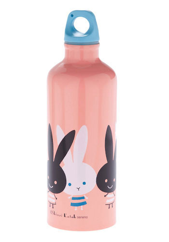 Best Bunnies Cold Trekking Bottle by Shinzi Katoh