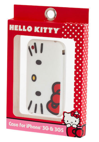 Hello, Kan You Hear Me iPhone Case by Loungefly