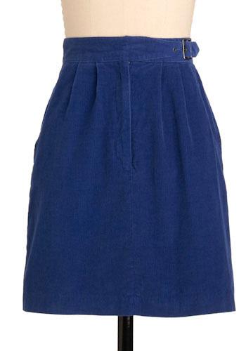 Vintage Cordial Cutie Skirt