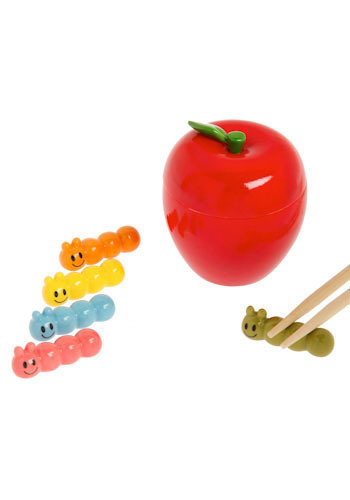 Busytown Chopstick Rest Set