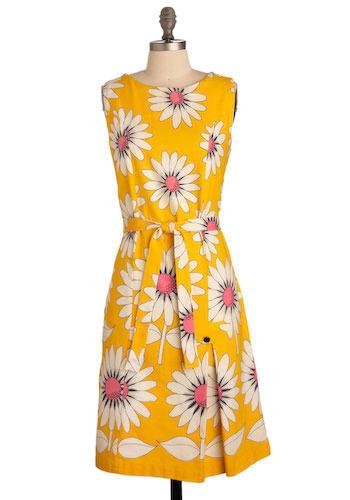 Vintage Instant Karma Dress