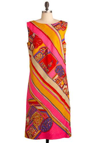 Vintage Mahlala Dress