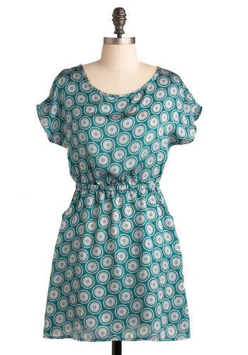 Sea Change Dress - Short