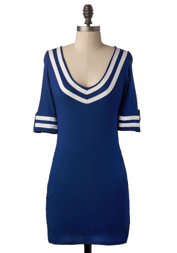 Team Mod Mini Dress - Short