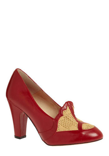 Vamp It Up Heel by Re-Mix