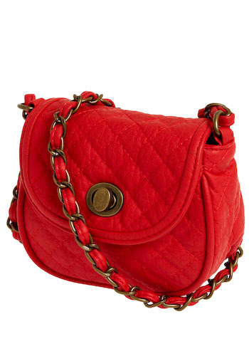 Action Packed Purse in Red