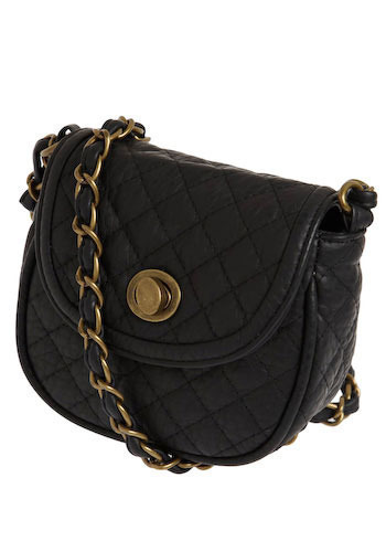 Action Packed Purse in Black