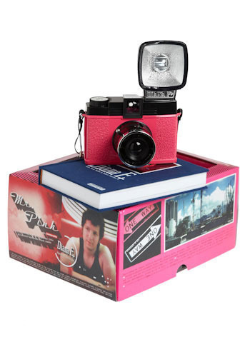 Diana F+ Clone Camera in Mr. Pink