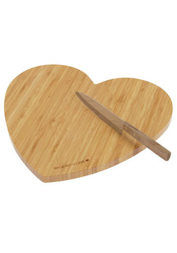 Heart of Wood Cutting Board