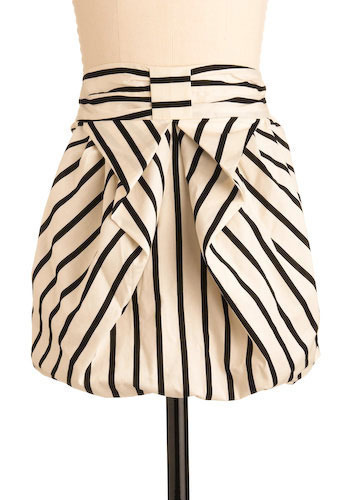 Popular Shorts And Skirts Womens Striped Cricket Skirt
