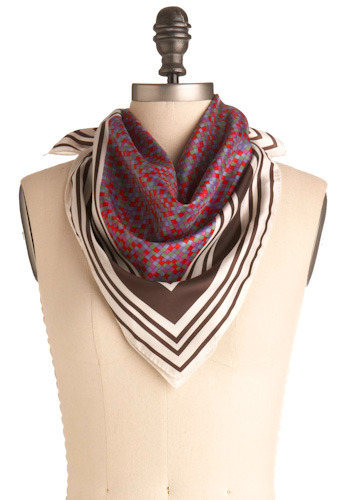 Vintage Treat Scarf