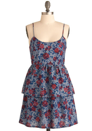 Au Contraire Dress - Short