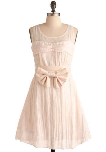 Flirty Dancing Dress - Mid-length