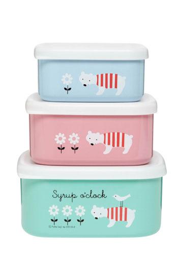 Pastel Present Future Bento Boxes