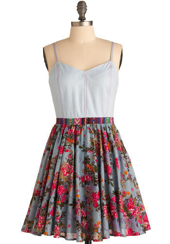 The Sound of Style Dress - Short