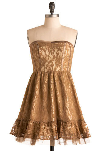 Living in Luxury Dress - Short