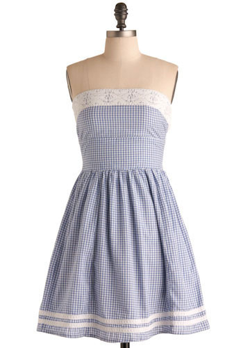 Dorothy's Date Night Dress - Short
